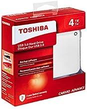 Toshiba Canvio Advance - Disco duro externo (4000 GB, 2.5