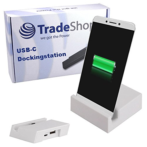 USB 3.1 Typ C Universal Dockingstation Lade Station Dock USB Ladestation Ladegerät Halterung für Motorola Moto G6 Moto Z3 Play Nokia 6 (2018) Nokia 7 Plus Nokia 8 Pro Nubia Red Magic Nubia Z17 Mini S