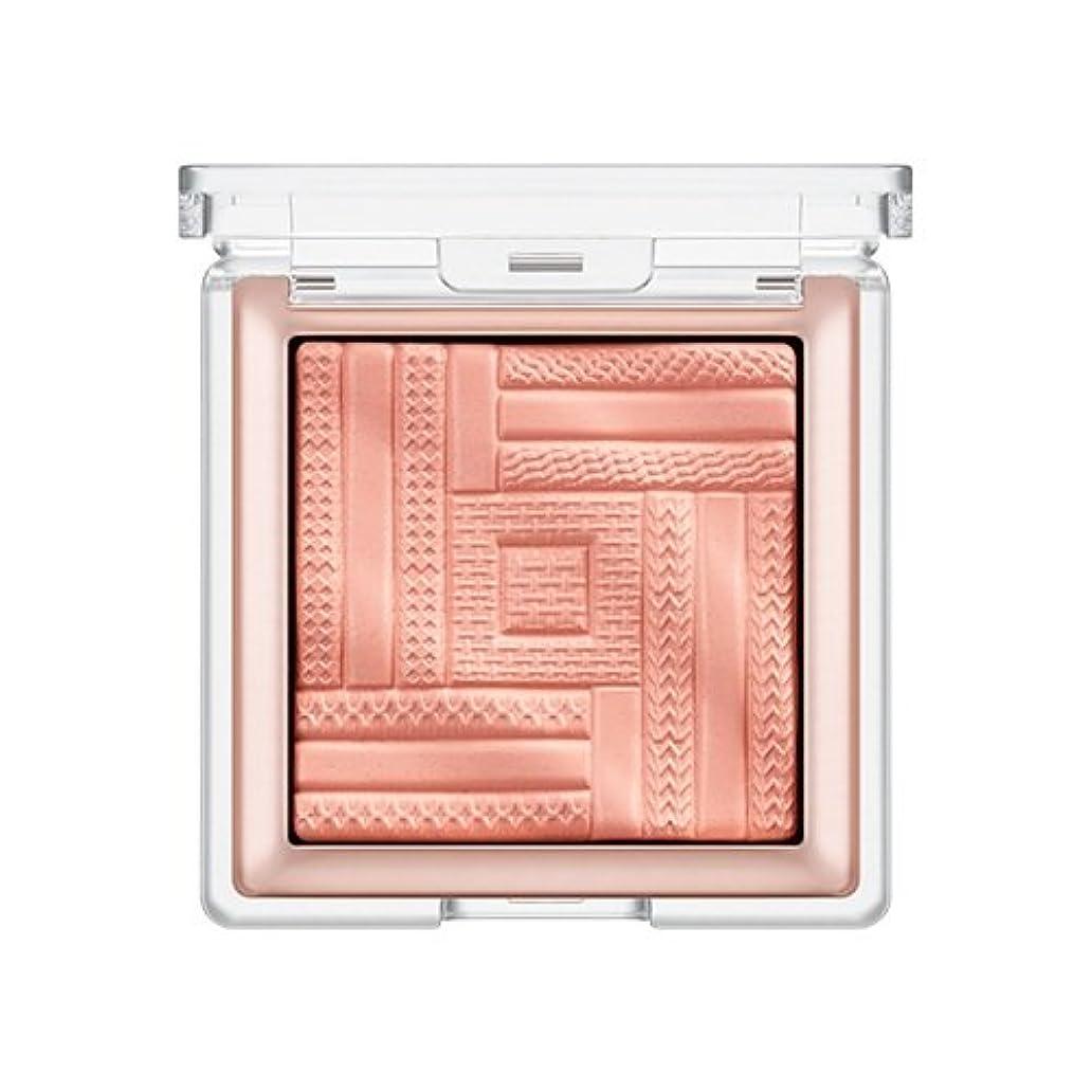 ペンス別々にソファーMISSHA Satin Ital Prism Blusher (# Peach Avenue) / ミシャ サテンイタルプリズム チーク ブラッシャー [並行輸入品]