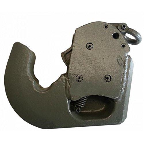Gancho rápido inferior protección 1° para conexión a tres puntos para tractores de ama