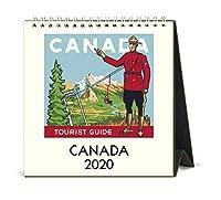 2020 カナダ デスクカレンダー