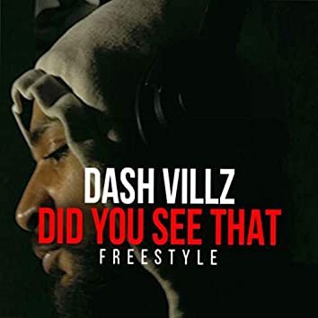 Did You See That (Freestyle)