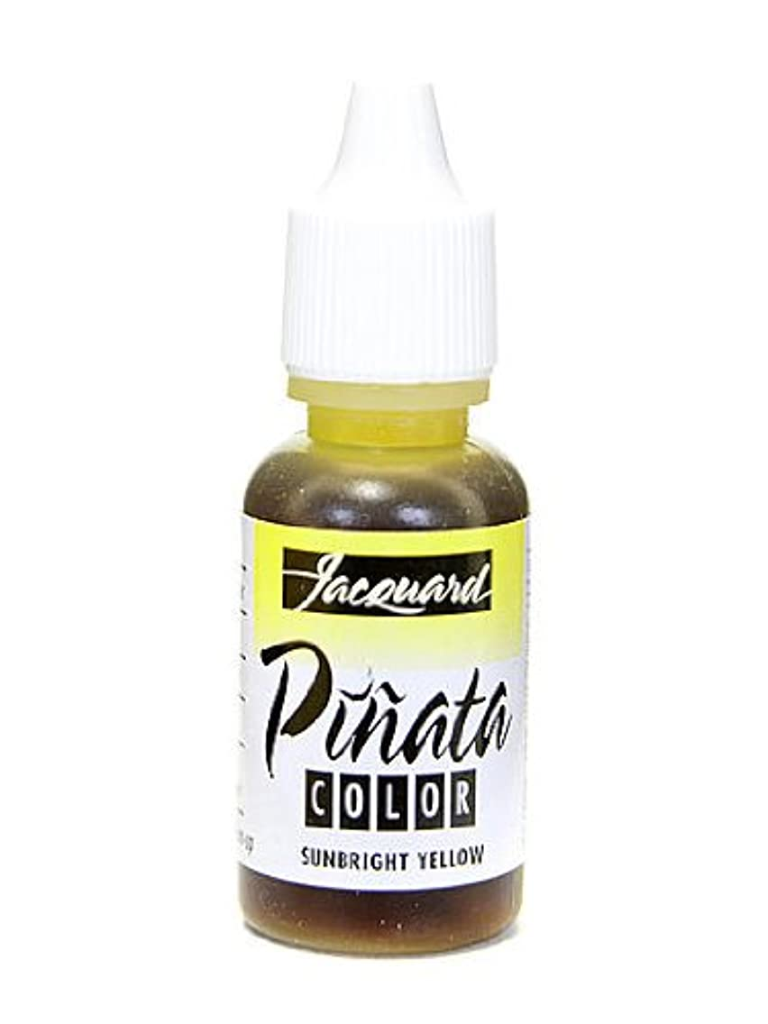 Jacquard Pi?ata Alcohol Inks sunbright yellow [PACK OF 4 ]