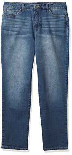 Bandolino Women's Mandie Signature Fit 5 Pocket Jean, Sonora, 6 Short