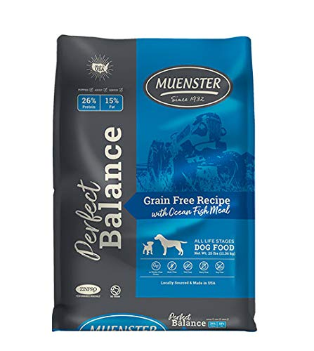 Muenster Milling Co. Perfect Balance Whitefish Grain Free Dog Food -  Muenster Pet Foods