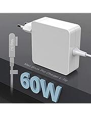 """Eletrand Caricabatterie Mac Book Pro Cavo adattatore L-Tip 60 W per Mac Book Pro/Air Charge Compatibile con Mac book Pro 11""""e 13"""" pollici prima della metà del 2012, funziona con 45 W / 60 W"""