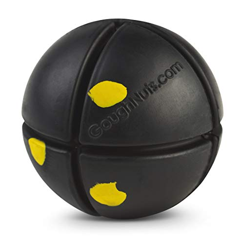6. Goughnuts Interactive Chew Toy Ball