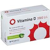 Metagenics Vitamina D 2000 Ui 168 Compresse Masticabili - 50 Gr