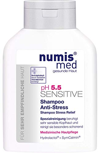 Numis med ph 5.5 SENSITIVE - Champú antiestrés (200 ml)