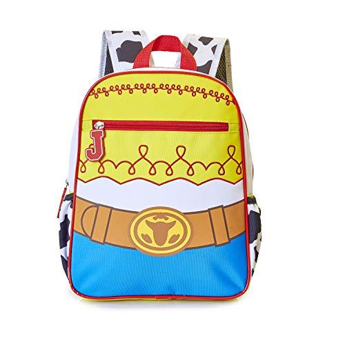 Toy Story 4 Zaino Bambini, Borsa Asilo Nido Bambino Con Motivo Woody E Jessie Di Toy Story, Zainetto Scuola Elementare, Borsa Da Viaggio E Tempo Libero (Jessie)