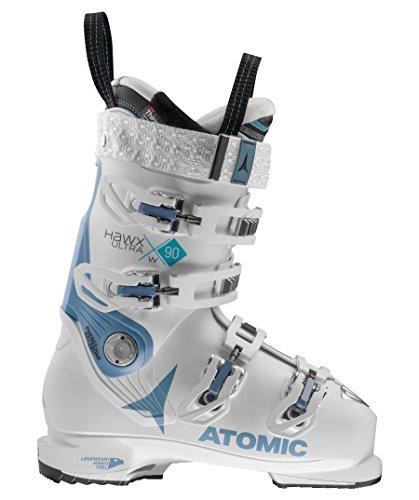ATOMIC HAWX ULTRA 90 W W/BL アトミック ホークス ウルトラ 17-18 スキーブーツ 中級 レディース 基礎 デ...