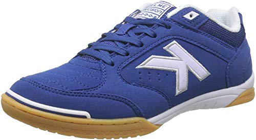 Kelme Jungen Precision Sneakers, Blau (Royal 703), 39 EU