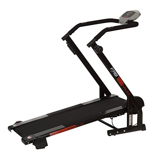 FYTTER Cardio RU001R Runner - Black/Red
