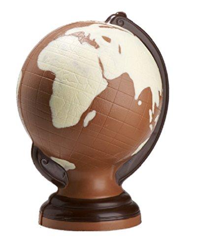 08#012721 Schokolade Globus, Muttertag, Weltkugel, Schule, Tortenverzierung, Hochzeit, Schokoladen, Torte'