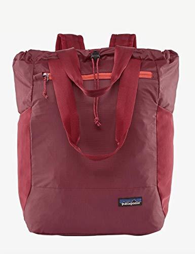 Patagonia Ultralight Black Hole Tote Pack Bolsas De Deporte  Unisex Adulto  Roamer Red