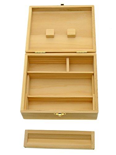 Rolling Supreme Joint Box Dreher Kiste (17 x 15 x 5,9 cm)