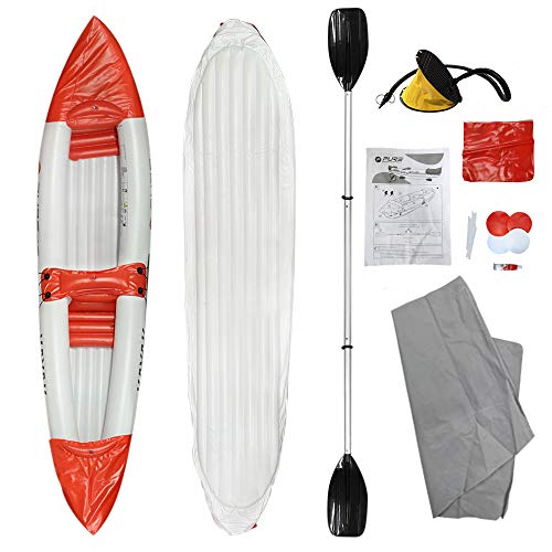 Kayak hinchable profesional de Pure 2 Improve