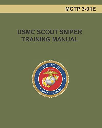 USMC SCOUT SNIPER TRAINING MANUAL