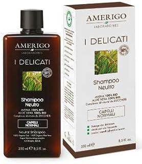 Shampoo Neutro per Capelli Normali - Amerigo
