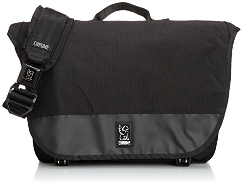Chrome Buran II Messenger Bag Black/Black/Black, One Siz