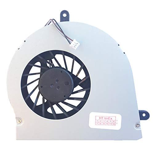 (Version 2) Lüfter/Kühler Fan kompatibel mit Acer Aspire 7750G-2314G50Mnkk, 7750G-2638G50Mnkk, 7750G-2334G75Mnkk, 7750G-2638G87Bnkk, 7750G-2334G50Mnkk, 7750G-2638G75Mnkk