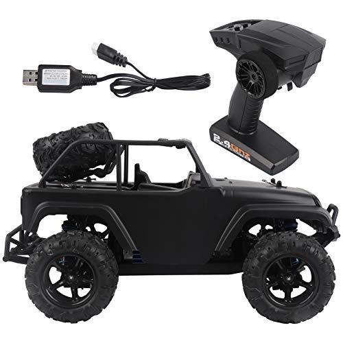 Coche modelo de juguete 1:18 a escala completa de cuatro ruedas coche carreras coche niños