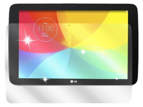 dipos I 2X Schutzfolie klar kompatibel mit LG G Pad 10.1 Folie Bildschirmschutzfolie