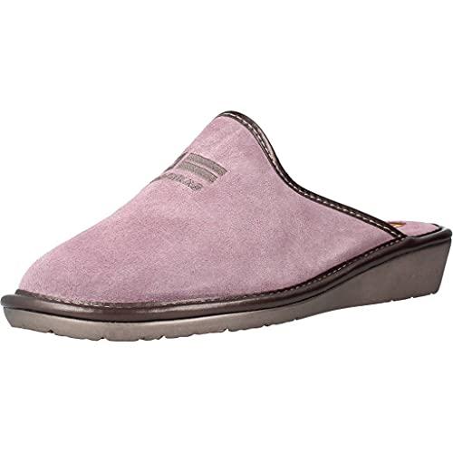 Nordikas Zapatillas Casa Mujer 281 8 para Mujer Morado 38 EU