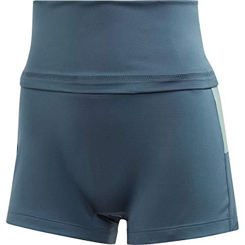 adidas Damen W Felsblock Sh Kurze Hosen, Azuleg, 46