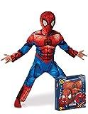 Rubie's-déguisement officiel - Spiderman -Panoplie Luxe 3D Spiderman Ultimate New...