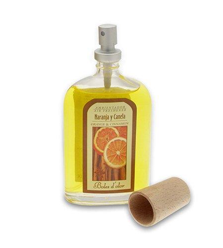 Spray Naranja y Canela