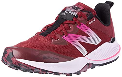 New Balance WTNTRV4, Zapatillas para Carreras de montaa Mujer, Garnet, 40 EU