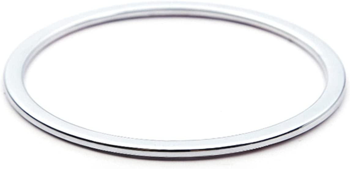 NkeGS Over item handling ☆ Car Steering Wheel Trim Sticker Cheap Sequins Cover Circle for