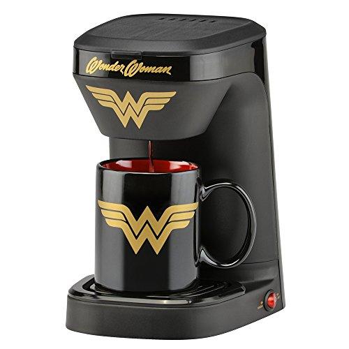 cafeteras monodosis y cafe molido fabricante DC Wonder Woman