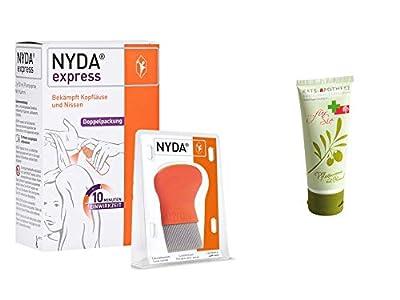 NYDA express Läusebehandlungsset NYDA