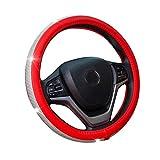 Coprivolante Per Auto Protezione Universale Per Roulette In Pelle Accessori Auto Antiscivo...