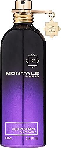 Eau de perfume 100% auténtico Montale Oud Pashmina 100 ml fabricado en Francia + 2 muestras de Montale + 30 ml de cuidado de la piel