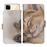 iPhone 12 Pro スライド式 手帳型 スマホケース スマホカバー dslide365(B) 猫 ねこ ネコ キャット アイフォントゥエルブプロ アイフォン12プロ iphone12pro スマートフォン スマートホン 携帯 ケース アイフォントゥエルブプロ アイフォン12プロ iphone12pro 手帳 ダイアリー フリップ スマフォ カバー