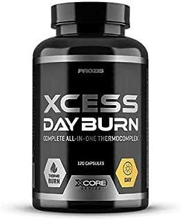 Prozis Xcore Series New Xcess Day-Burn - 120 caps.