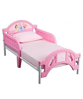 Delta Children's Product Princess Toddler Bed
