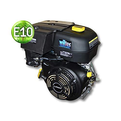 LIFAN 188 Benzinmotor 9,5 kW 13 PS 25,4 mm 390 ccm mit Seilzugstarter