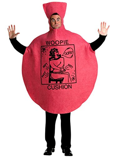Whoopee Cushion - Adult Fancy Dress Costume