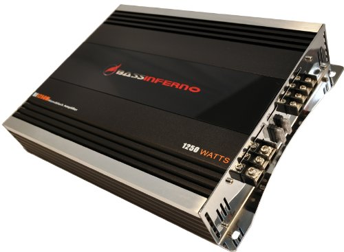 Bass Inferno BI1250.M Monoblock Amplifier