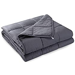 Weighted Blanket for Adults with Anxiety by Anjee Therapy