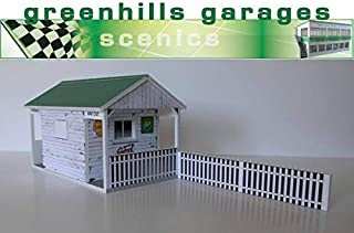 Greenhills Scalextric Slot Car Track Entrance Building Kit 1:32 Scale MACC642