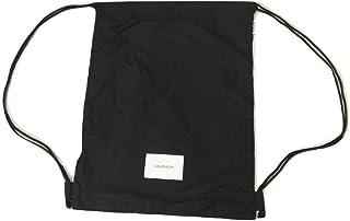 Calvin Klein Men's Drawstring Bag, Black, ONE