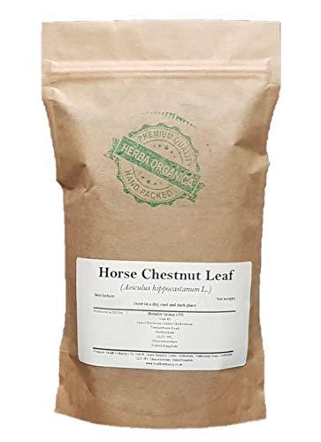 Herba Organica - Rosskastanie Blatt - Aesculus hippocastanum L - Horse Chestnut Leaf (100g)
