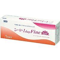 ワンデーファイン UV 【BC】8.7【PWR】-6.00 30枚入 2箱
