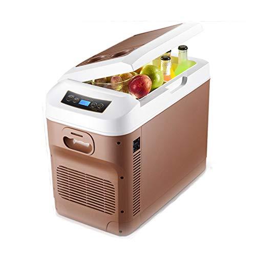 Refrigerador Pequeño Montado En El Vehículo, Calefacción E Incubadora De Doble Propósito para La Regulación Inteligente De La Temperatura Y Los Vehículos Refrigerados