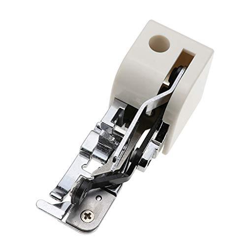 Fugift Prensatelas para máquina de coser doméstica, cortadora lateral, prensatelas para máquina de coser
